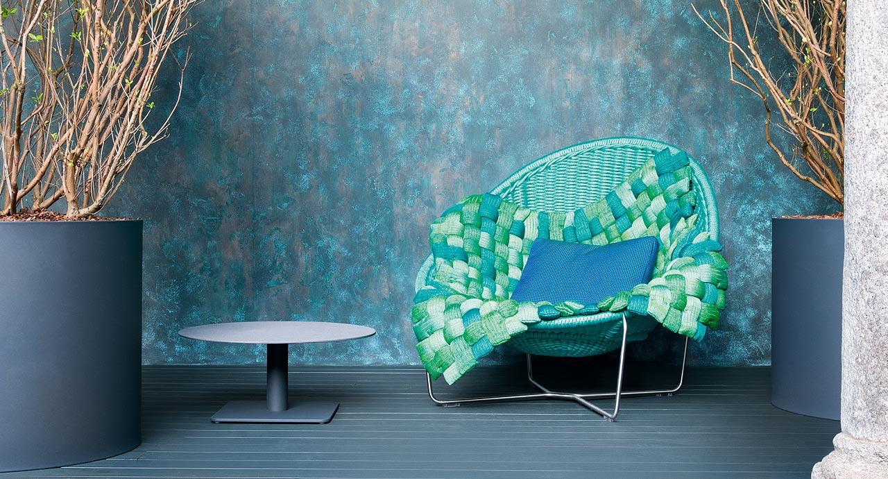 Beyond Colour Milano Design Week 2015 Paola Lenti
