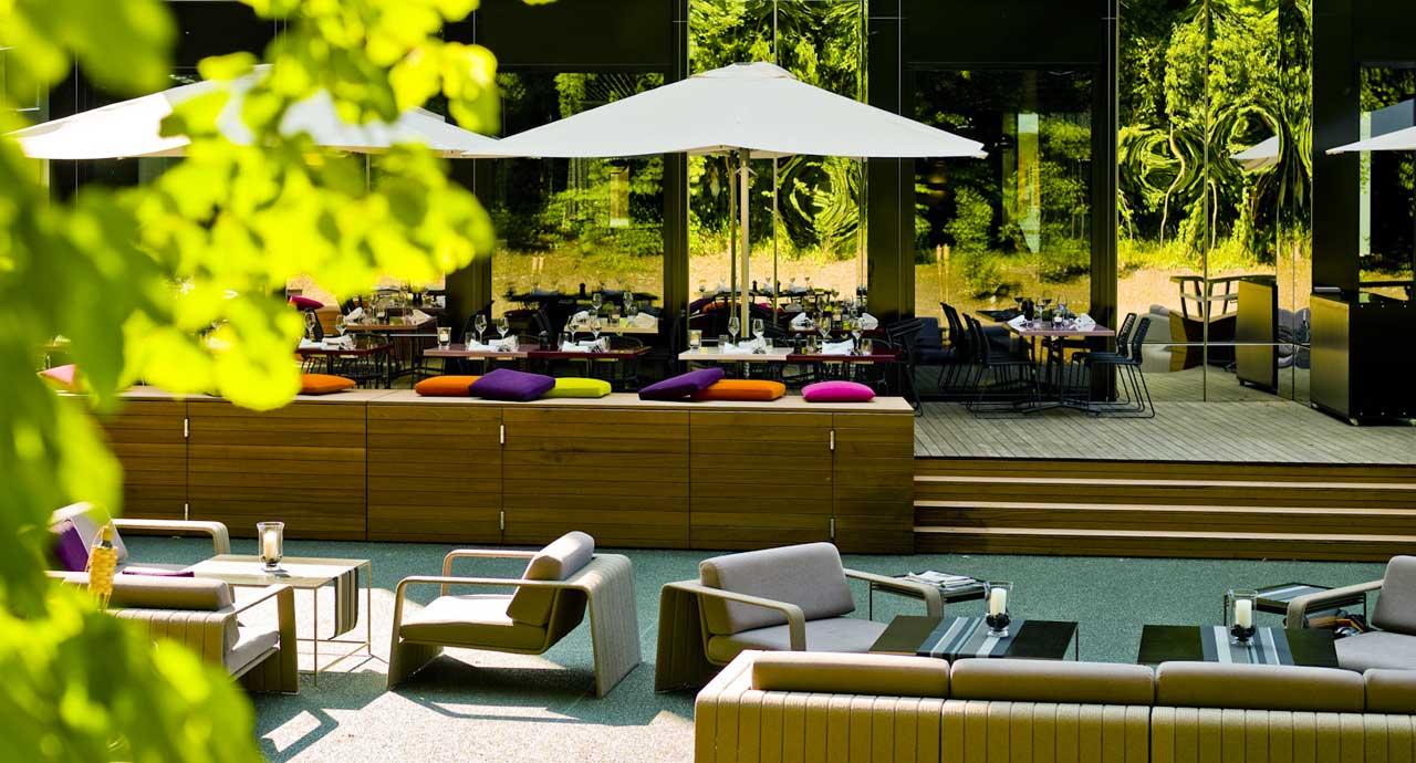 City Garden Hotel - Paola Lenti