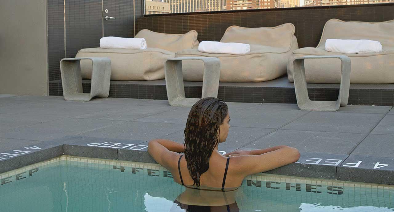 Hotel Americano Paola Lenti