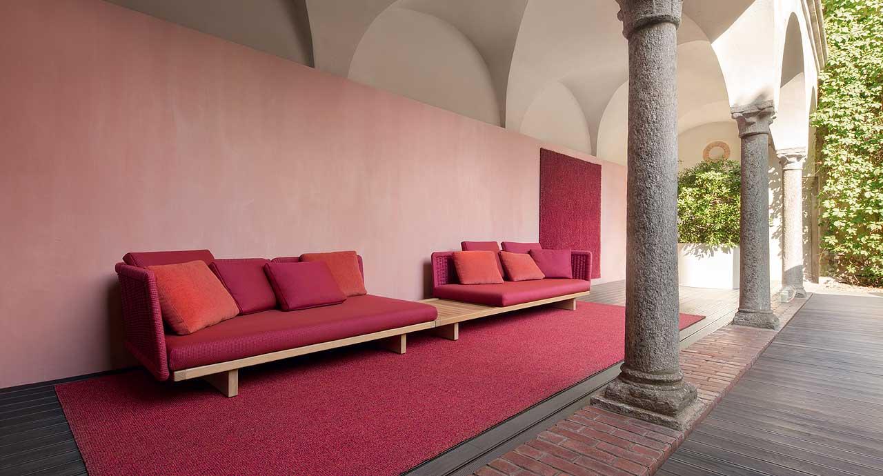 Il Colore Dei Luoghi Milano Design Week 2014 Paola Lenti